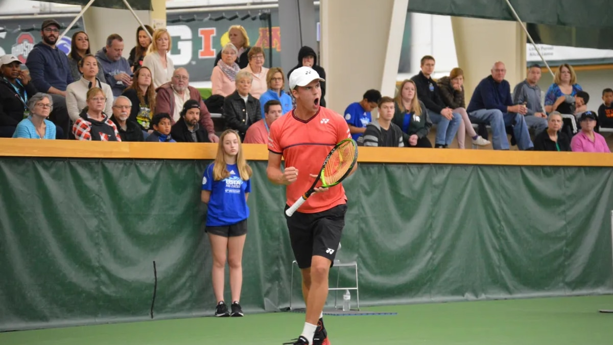 Year one of the Capital City Tennis Classic