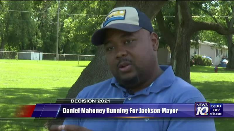 Jackson mayoral candidate profile: Daniel Mahoney