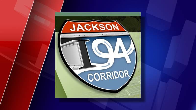 Jackson I-94 Corridor roadwork project