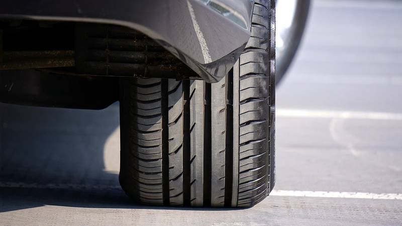 25 reports of slashed tires have come in to police (Source: Pixabay)