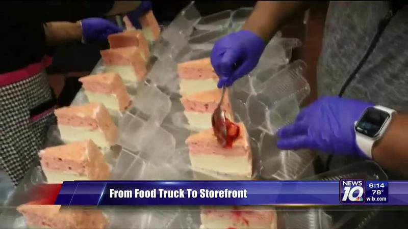 From food truck to storefront