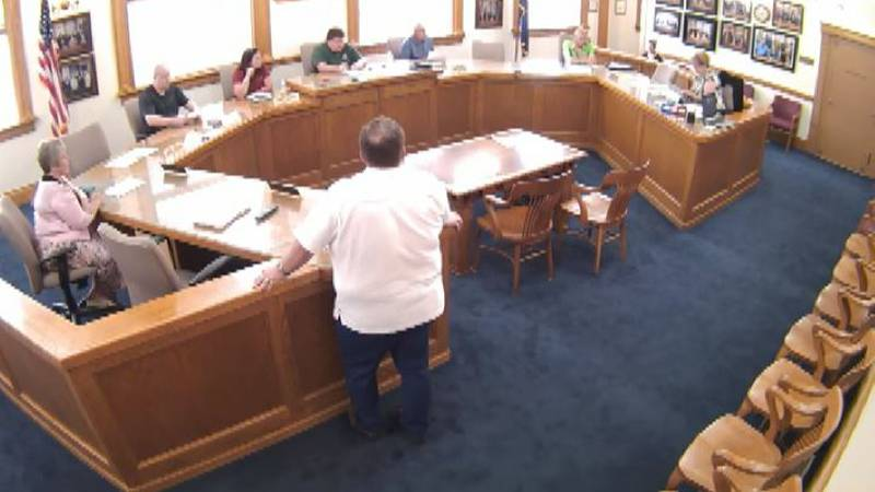 Shiawassee County commissioners are under fire for awarding hazard pay to themselves.