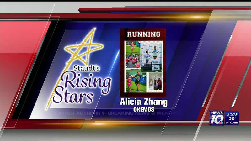 Staudt's Rising Star: Alicia Zhang