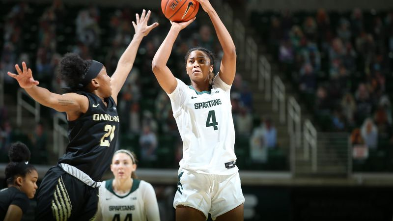 Waverly Grad Alisia Smith playing for MSU