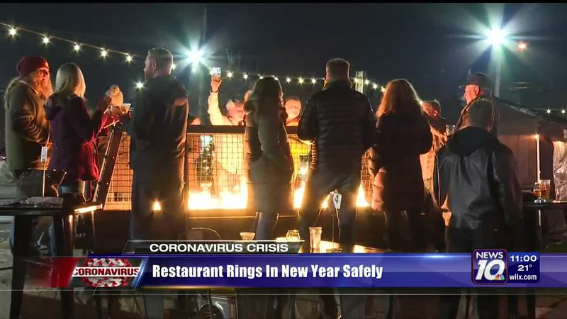 While some traditions are canceled one restaurant in Lansing found a creative way to welcome...