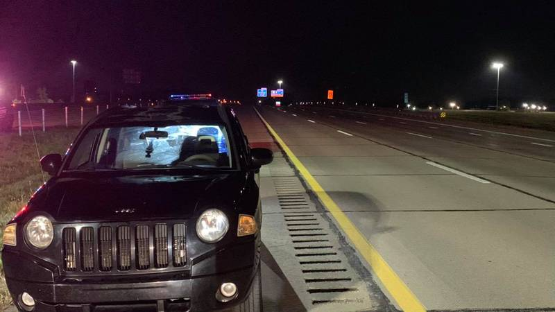 A man was arrested early Sunday morning after allegedly driving drunk the wrong way down the...