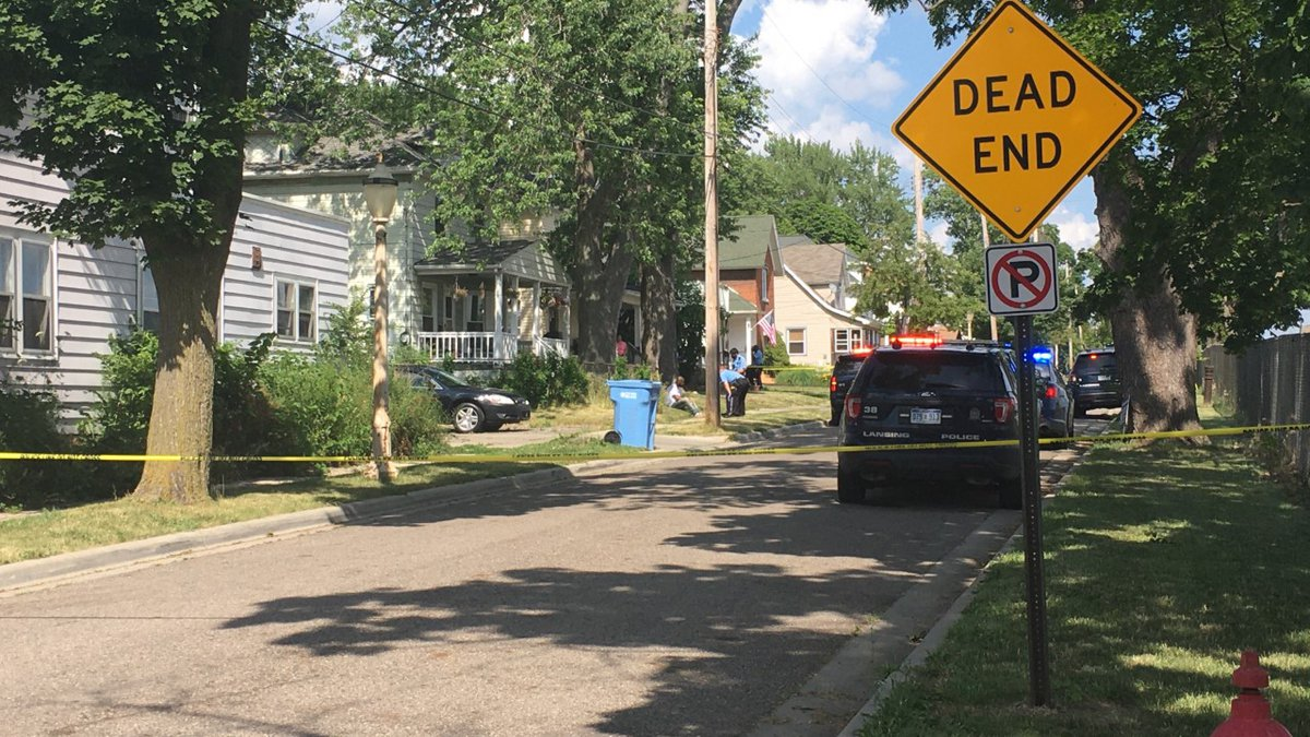 One is in the hospital after the shooting (WILX)