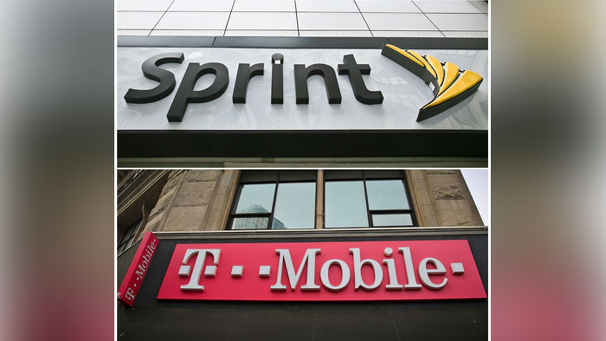 Sprint and T-Mobile will become one company, thanks to the federal government's approval of takeover plans. (AP Photo/Bebeto Matthews, File)