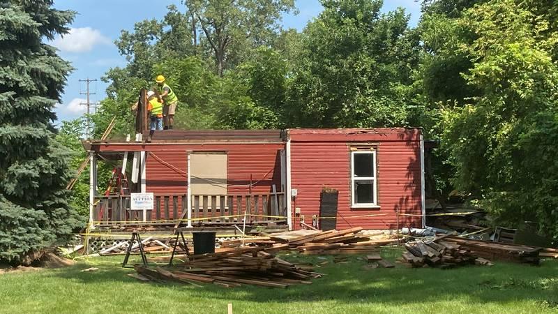 Opportunity Knox Deconstruction Program