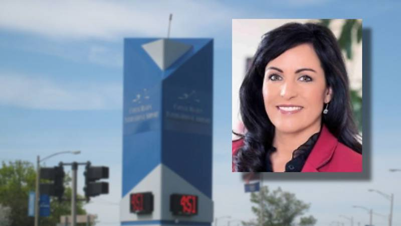 Capital Region International Airport has named Nicole Noll-Williams as the new CEO.