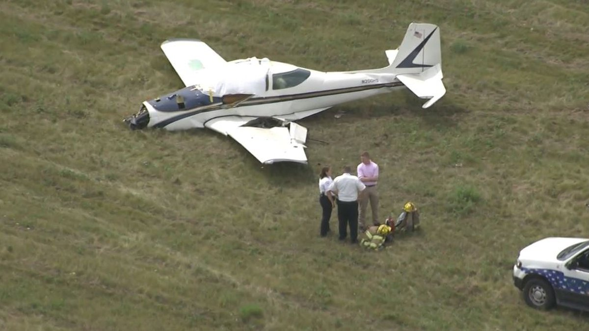 Two died a plane crash near Howell in 2019.
