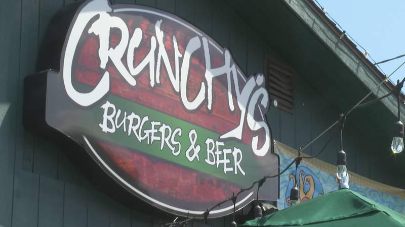 Crunchy's in East Lansing.