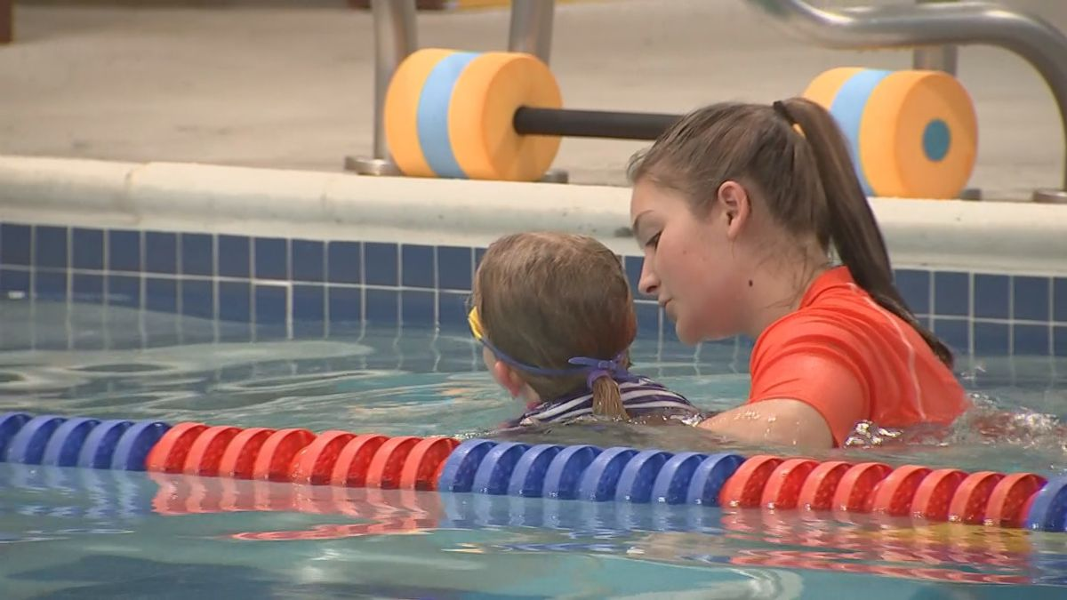 The American Academy of Pediatrics is making a major change to its swimming safety guidelines. (Source: NBC News)