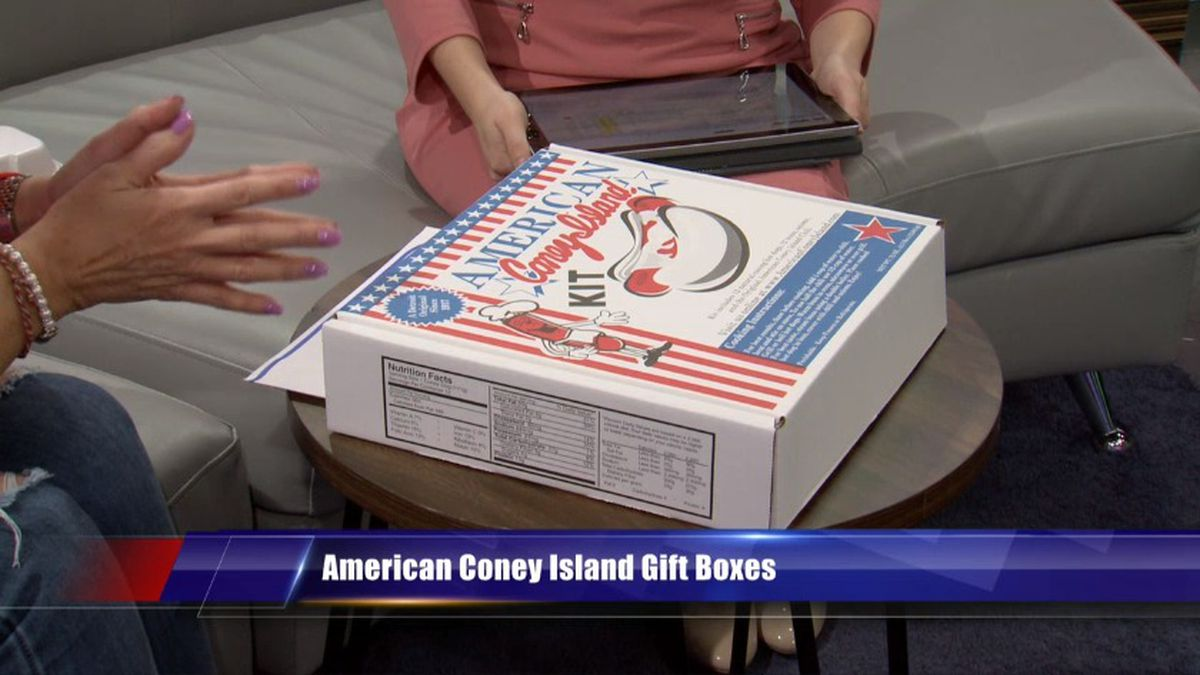 A Detroit Coney kit can be shipped to loved ones and friends. (Source WILX)