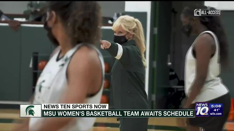 MSU women's basketball team awaits schedule