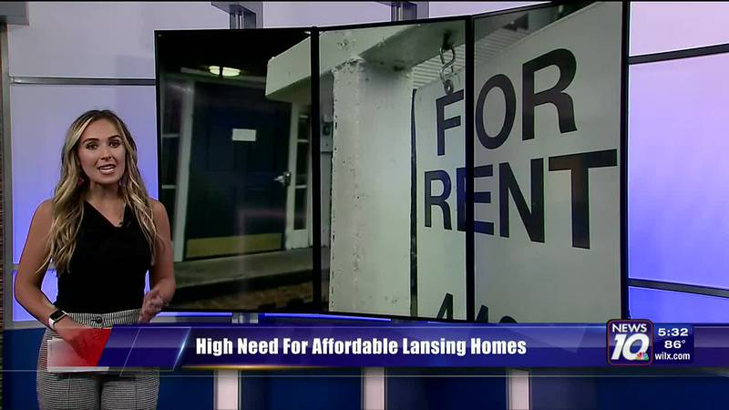 High need for affordable Lansing Homes