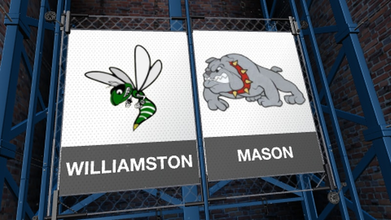 The Mason Bulldogs welcomed in the Williamston Hornets on Friday night with revenge on their...