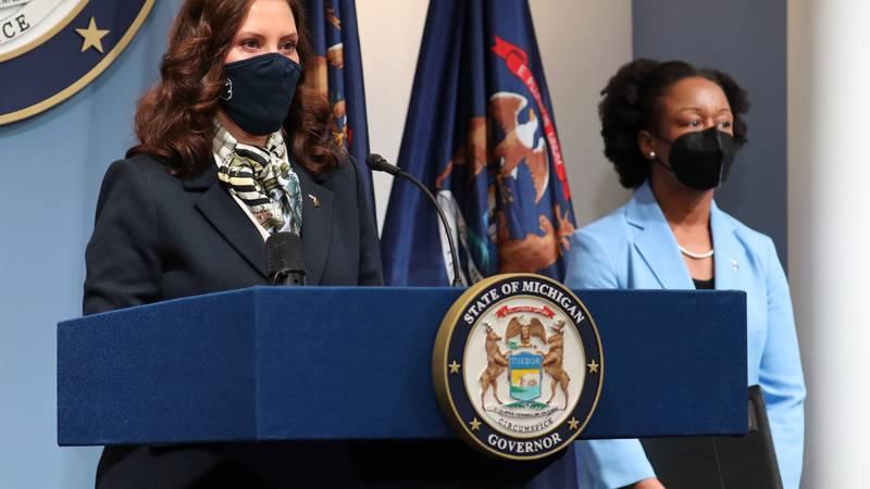 Gov. Gretchen Whitmer's office said Friday she will declare unenforceable a Republican-written...