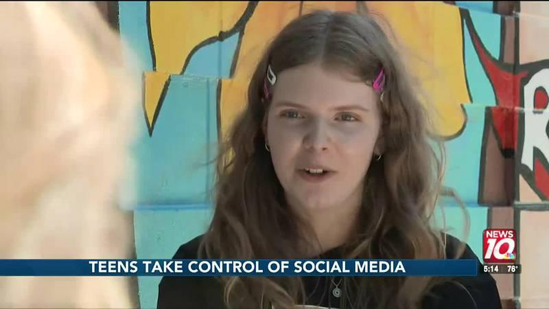 Positive Parenting: Teens take control of social media