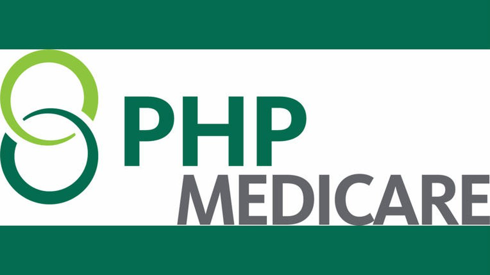 Image with PHP Medicare and Sparrow Health Systems logo