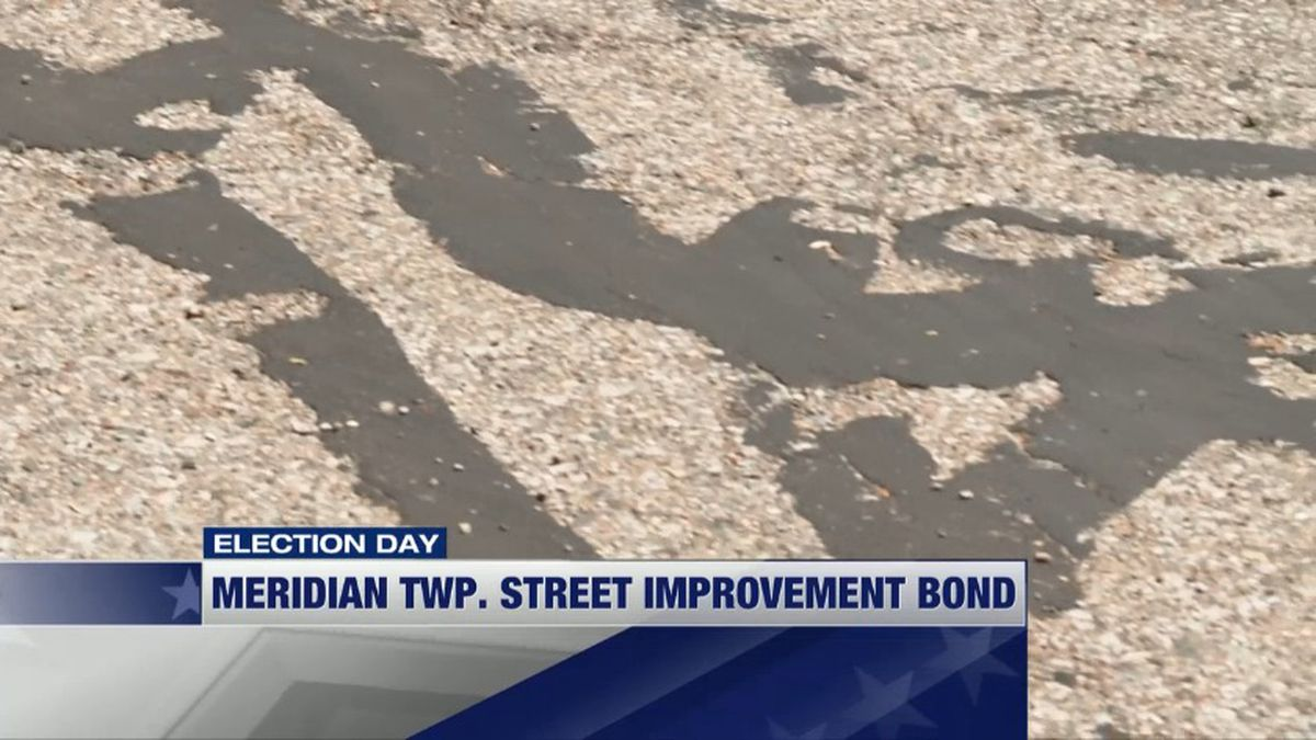 Meridian Township is asking for a $35million in the form of a property tax hike to help fix...