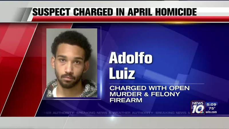 Suspect charged in April homicide