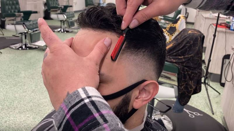 Sparties Barbershop