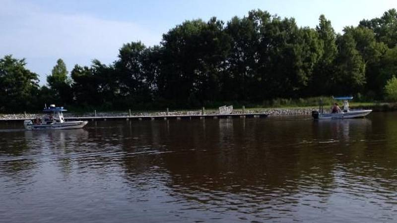 A mid-Michigan couple whose 4-year-old son drowned in a pond has donated a sonar device to...