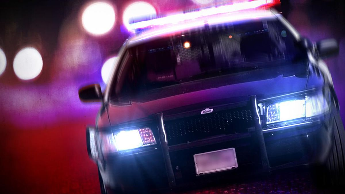 A police chase in Howell Friday caused some schools to go on lockdown and ended in an arrest.