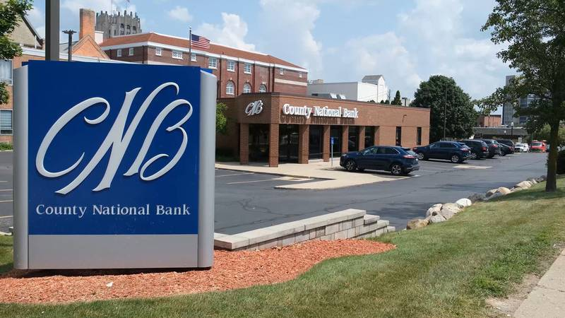 County National Bank investing into local community
