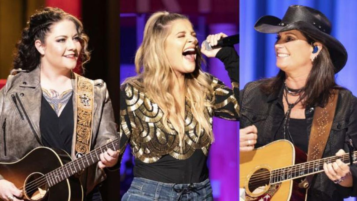 Opry member Terri Clark, ACM award-winner Lauren Alaina and Ashley McBryde, current CMA Best New Artist winner and Grammy-nominee will perform at the Grand Ole Opry Saturday night. (Source: Circle)