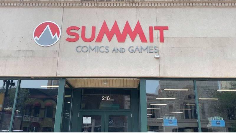 Summit Comics and Games