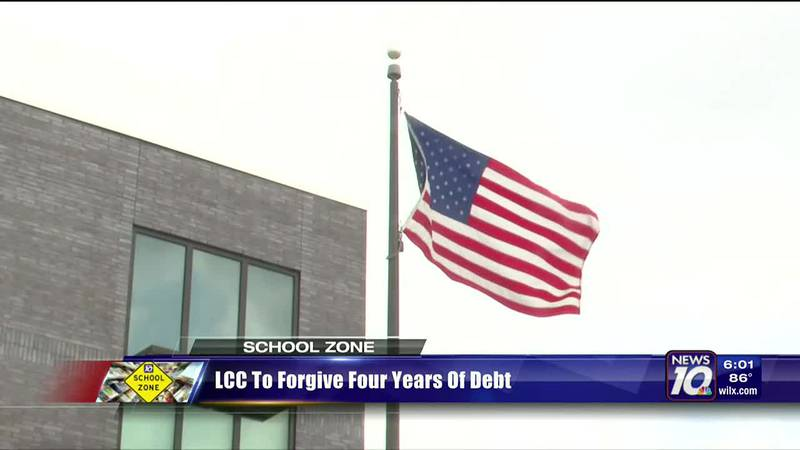 LCC to forgive four years of student debt