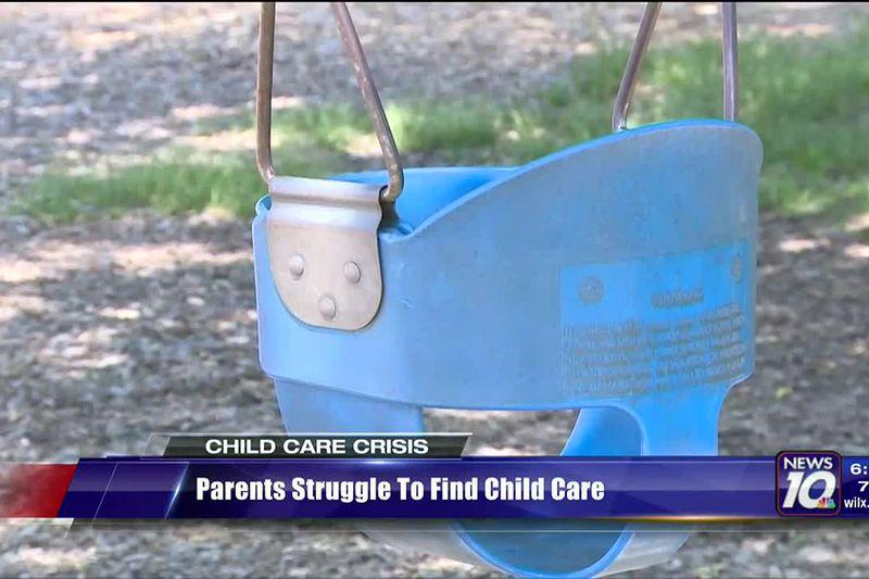 Parents struggle to find childcare