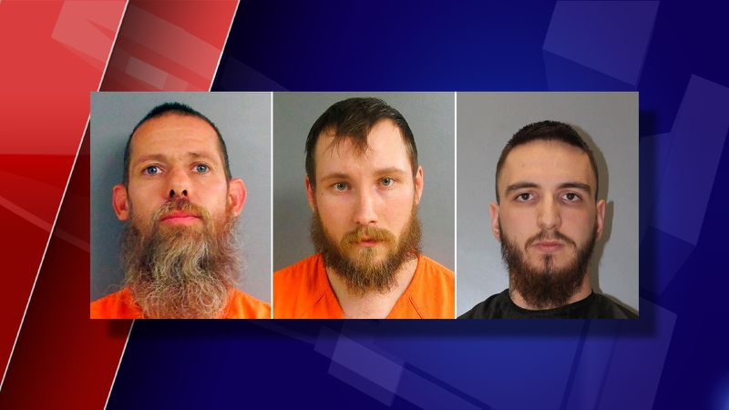 Joseph Morrison, Pete Musico, and Paul Bellar will appear in Jackson County District Court for...