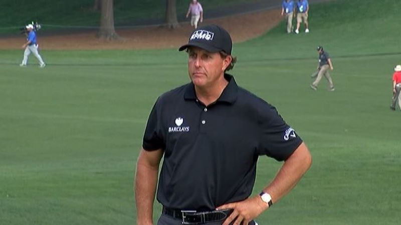 For the 16th straight year, Phil Mickelson will play in the Wells Fargo Championship