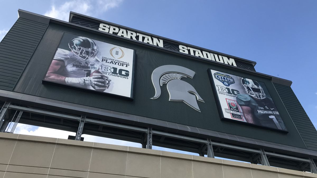 MSU football fans sharing their disappointed feelings Monday night as talks about the Big Ten...