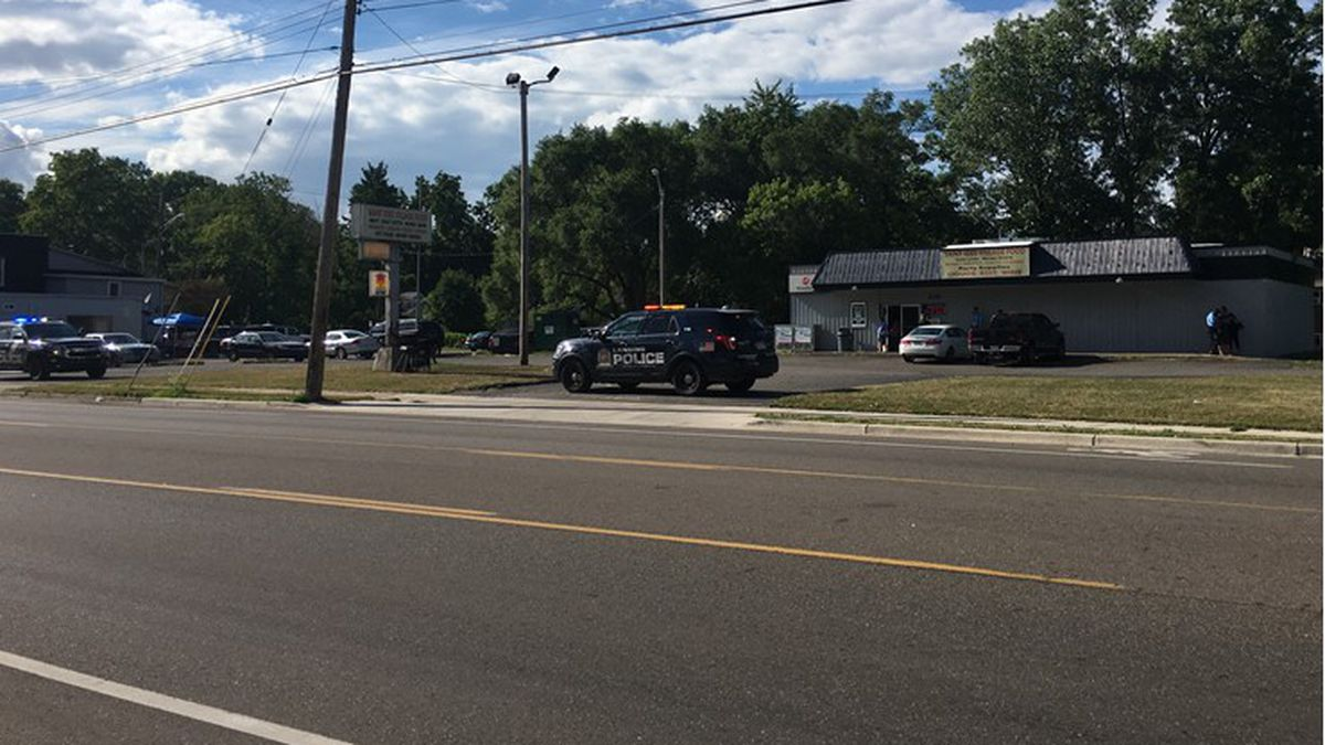 Police situation at Jolly and Pleasant Grove.