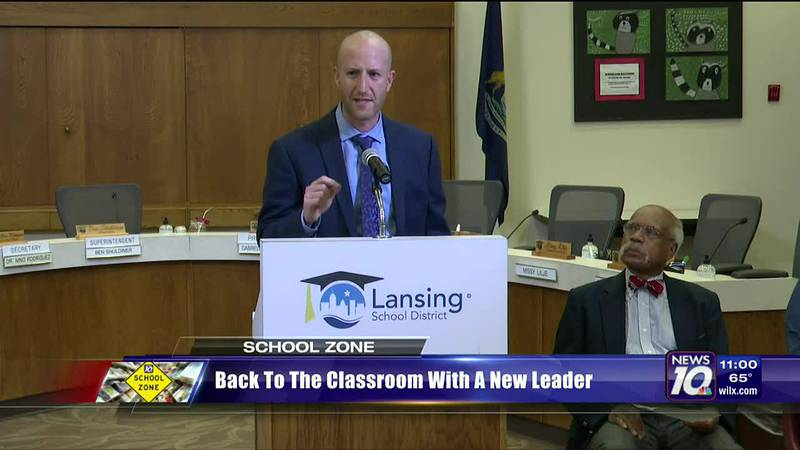 Lansing School District's plan for returning in the fall