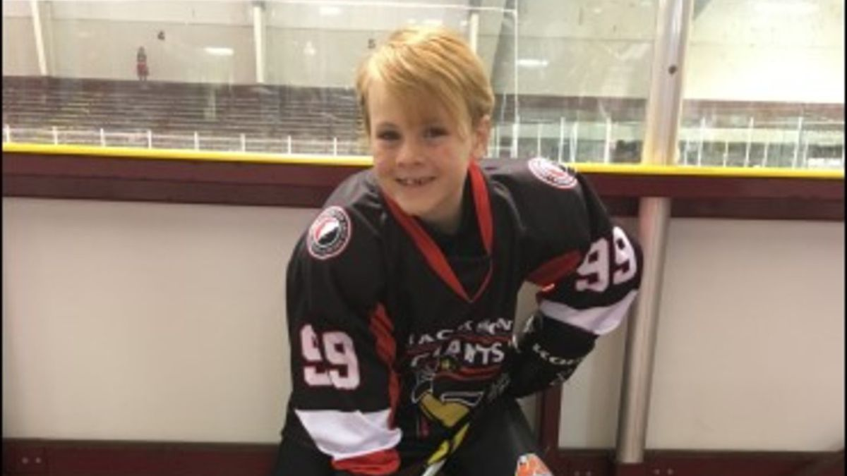 Spencer Malkowski is 7 years old from Leslie.