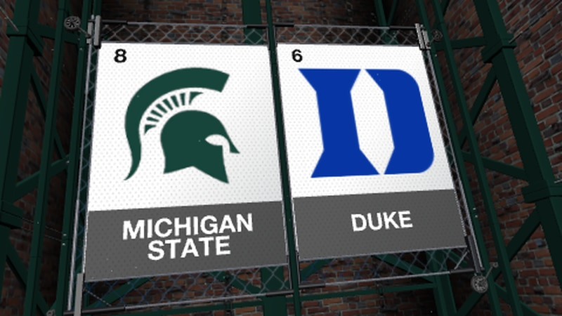 Spartans face toughest test in Blue Devils Tuesday Night
