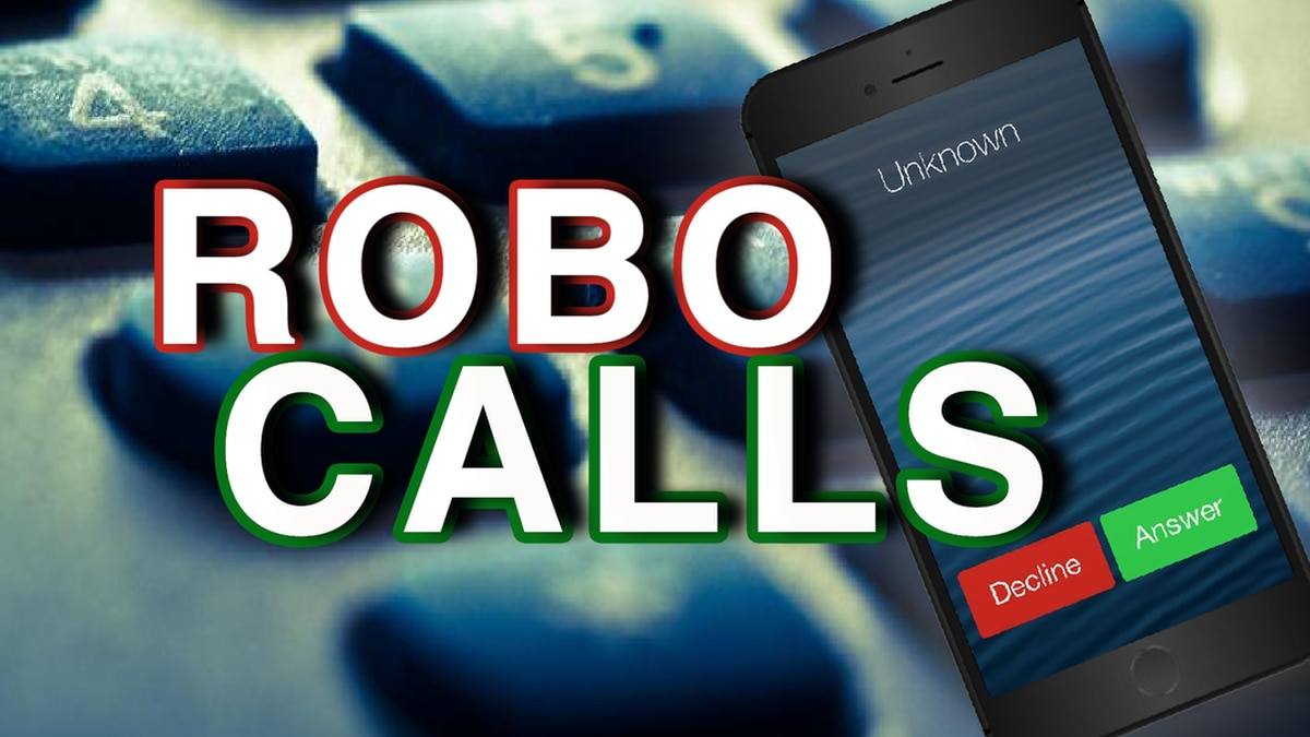 The leading illegal types of robocalls in February continued to be those involving car...