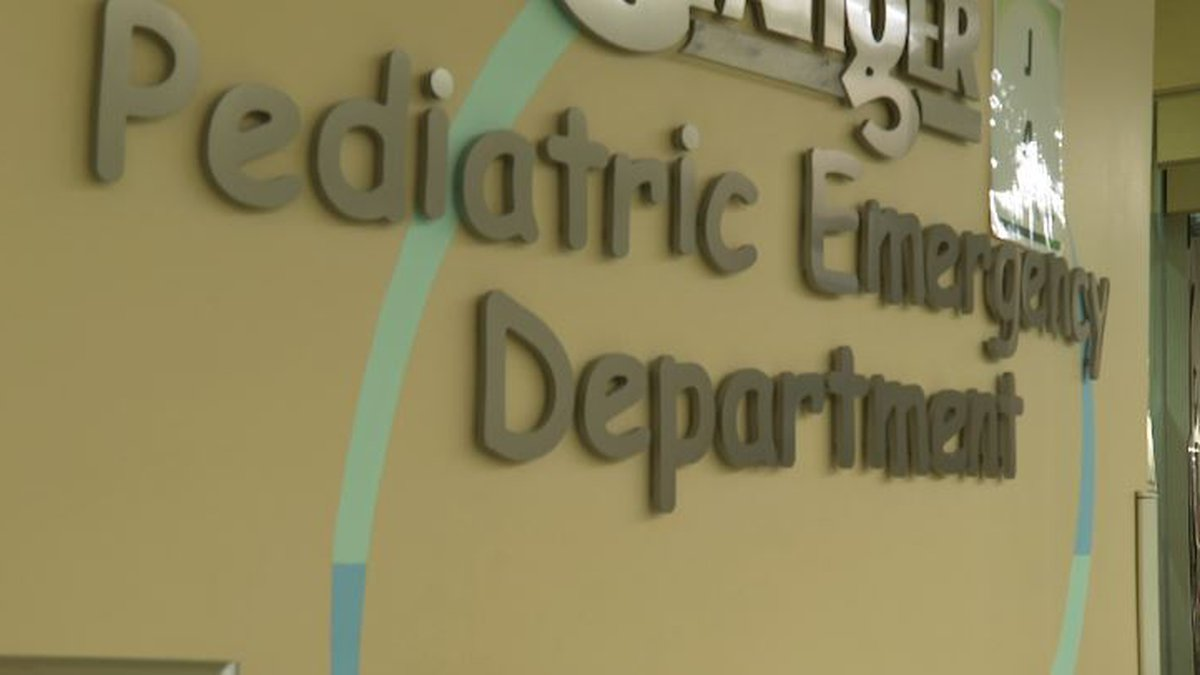 Sparrow's pediatric ER is seeing people who don't need to be there.