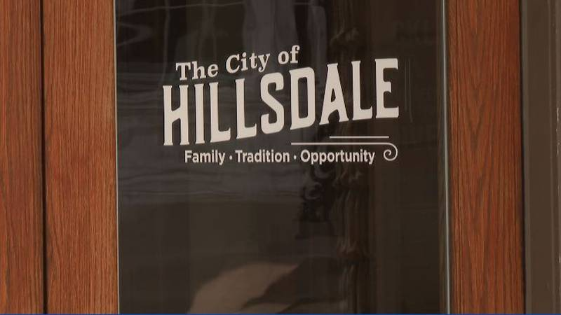 Hillsdale City Hall