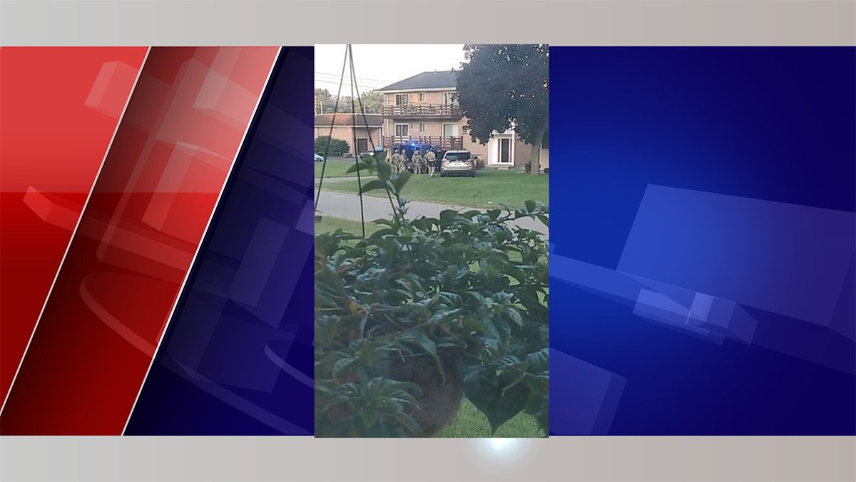 The DEA investigates a reported drug trafficking incident at an apartment complex in Delta...