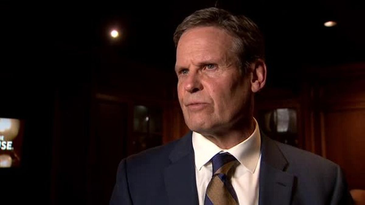 Gov. Bill Lee has appointed members to a task force dedicated to addressing and improving Tennessee's criminal justice system./ Source: WTVF