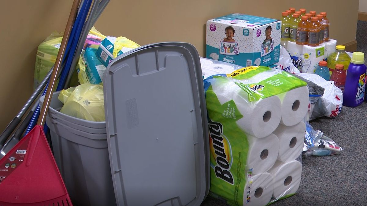 Local group heads to Louisiana to help with hurricane relief.
