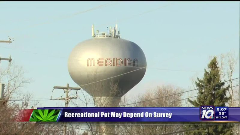 Recreational pot may depend on survey