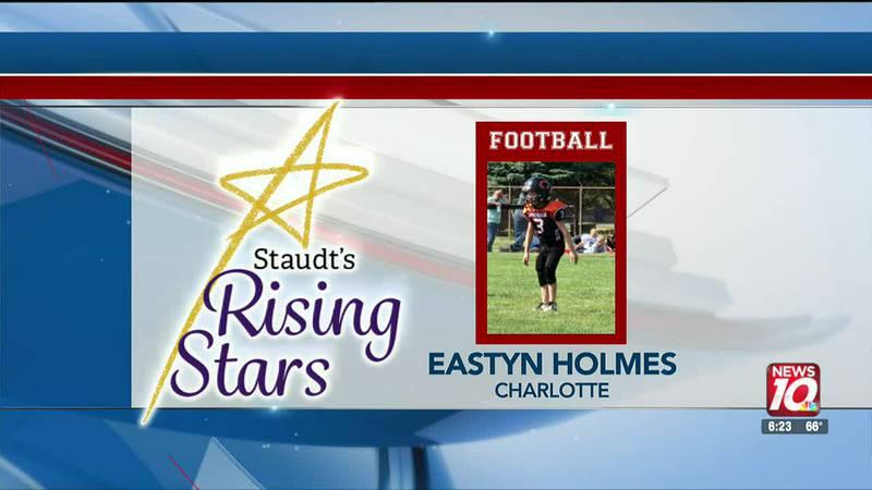 Staudt's Rising Stars: Eastyn Holmes