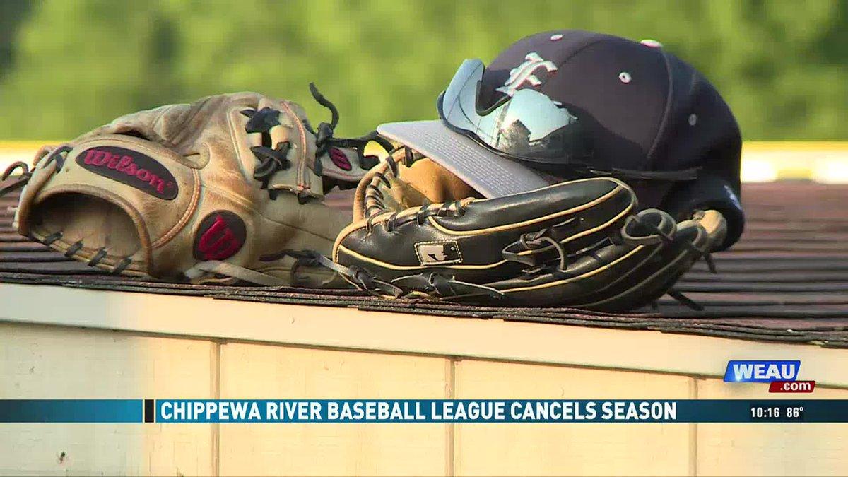 Chippewa River Baseball League Cancels Season 07/08/2020